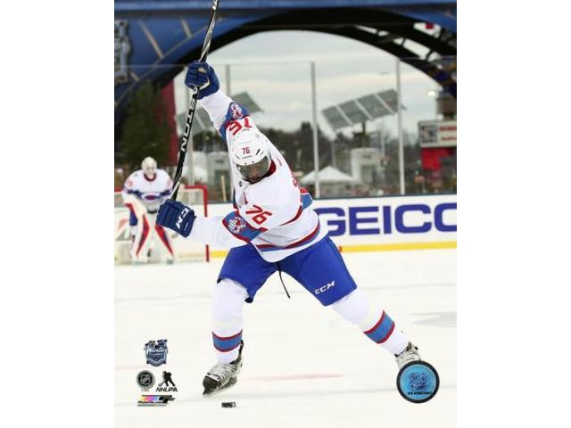 promo code 276fd c30de PK Subban 2016 NHL Winter Classic Photo Print (8 x 10) - Newegg.com