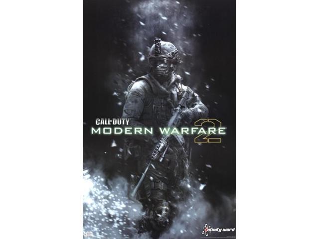 Call of Duty Modern Warfare 2 Poster Print (22 x 34) - Newegg com