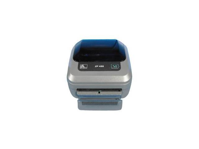 Zebra ZP450 High Speed Direct Thermal Label Printer - Newegg com