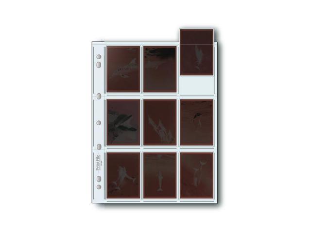 Print File 120-9HB Negative/Print Preservers 100 Pack Slide ...