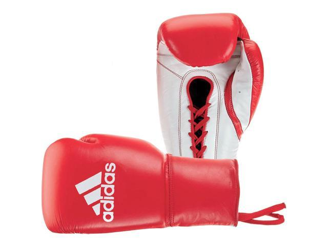 adidas Boxing Leather Glory Professional Lace Gloves