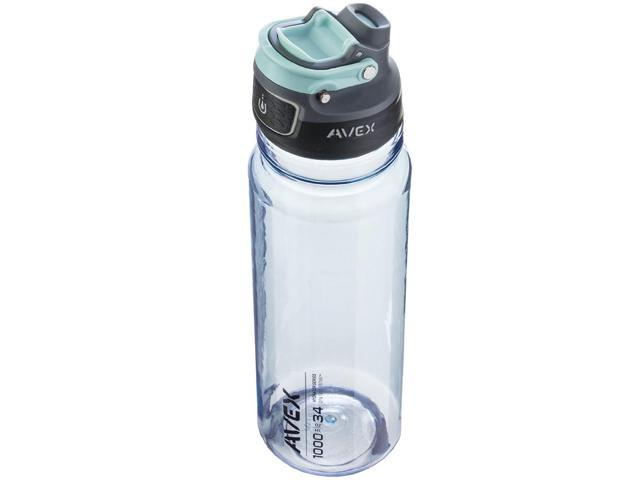 8e64008404 Avex 34 oz. FreeFlow Autoseal Water Bottle - Ice - Newegg.com