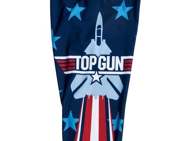 Navy Fusion Fight Gear Top Gun Classic Spats