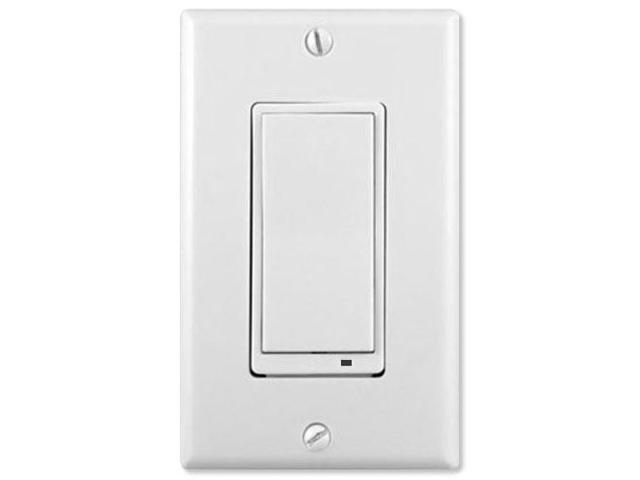 Linear Z-Wave 3-Way Wall Accessory Switch (WT00Z-1) - Newegg.com