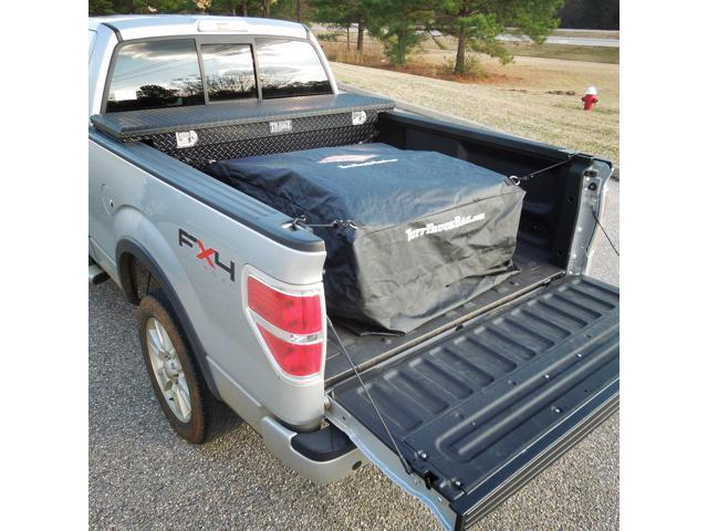 Tuff Truck Bag Ttb B Waterproof Bed Cargo Black