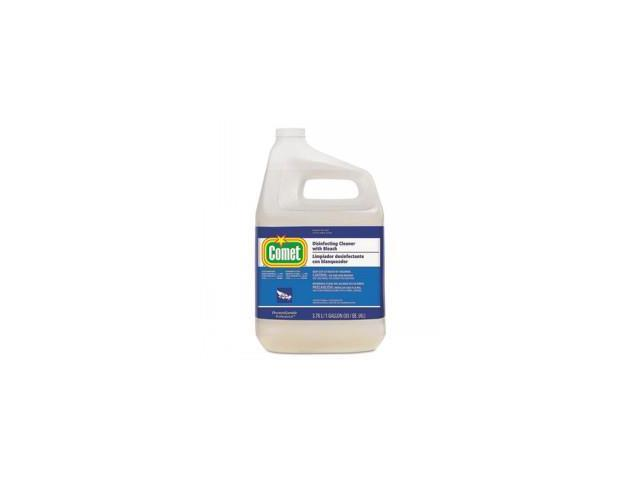 Comet Disinfecting Cleaner with Bleach 1 gal Bottle 24651