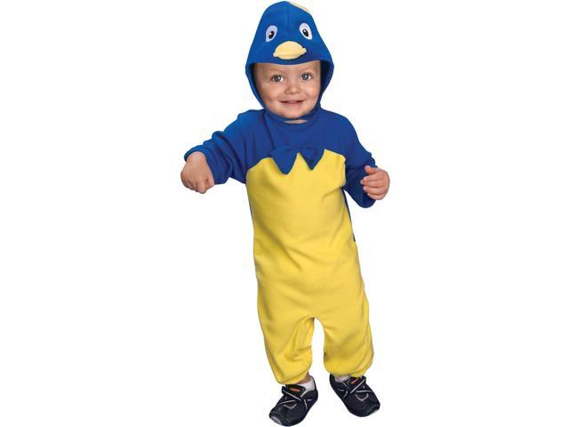 The Backyardigans Baby Pablo Penguin Costume Newborn Babies 0-9m New  sc 1 st  Newegg.com & The Backyardigans Baby Pablo Penguin Costume Newborn Babies 0-9m New ...