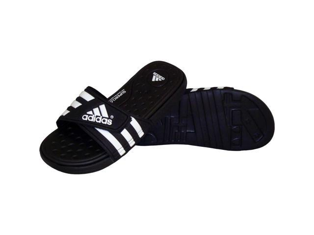 watch 2ceed fcfda Adidas Adissage SC Slides - Black