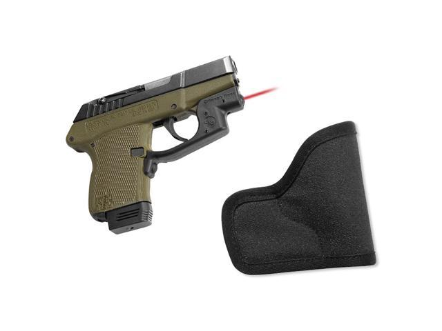 Crimson Trace Kel-tec P3AT/ P32 Laserguard with Holster - Newegg com