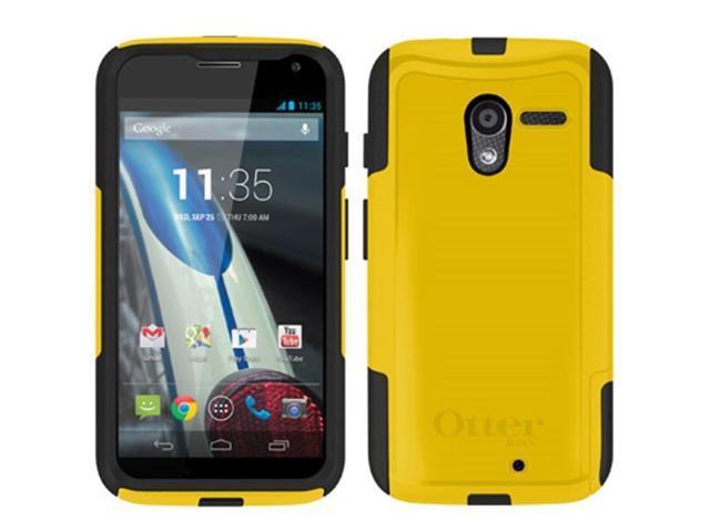 promo code a5fc7 11cf6 OtterBox Commuter Case for Motorola Moto X (1st gen) - Hornet  (Yellow/Black) - Newegg.com