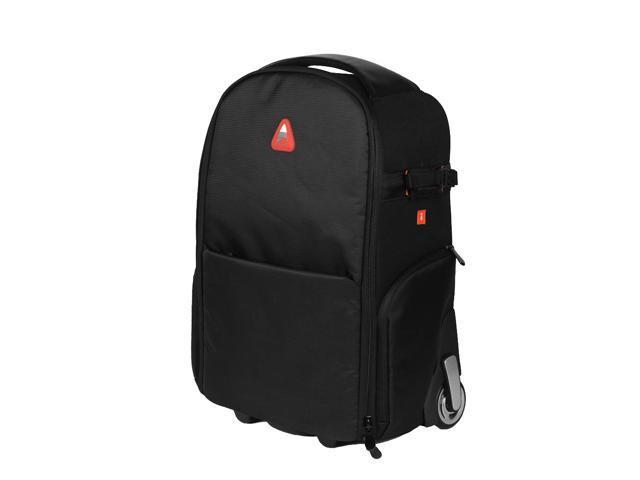 Sleek Modern Professional Lightweight Trolley Camera Backpack for DSLR