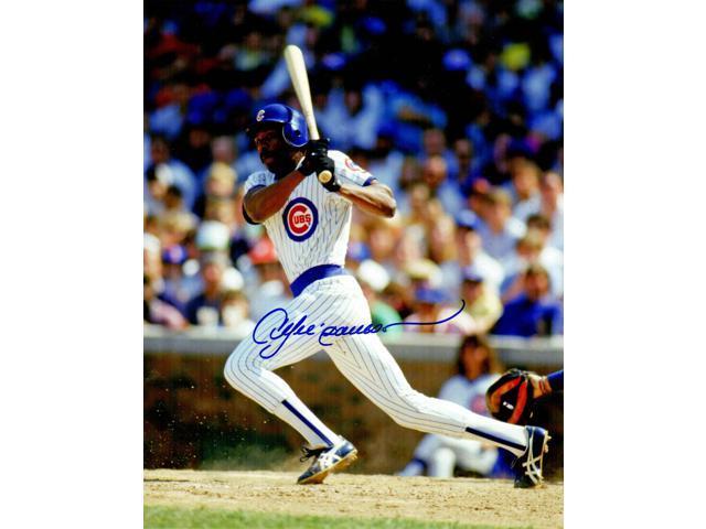 promo code 299d6 e7c71 Schwartz Sports Memorabilia DAW08P100 8 x 10 in. Andre Dawson Signed  Chicago Cubs Action Photo - Newegg.com