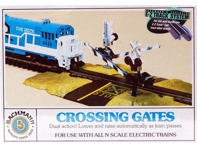 Bachmann N Scale Train Crossing Gate 44879 - Newegg com