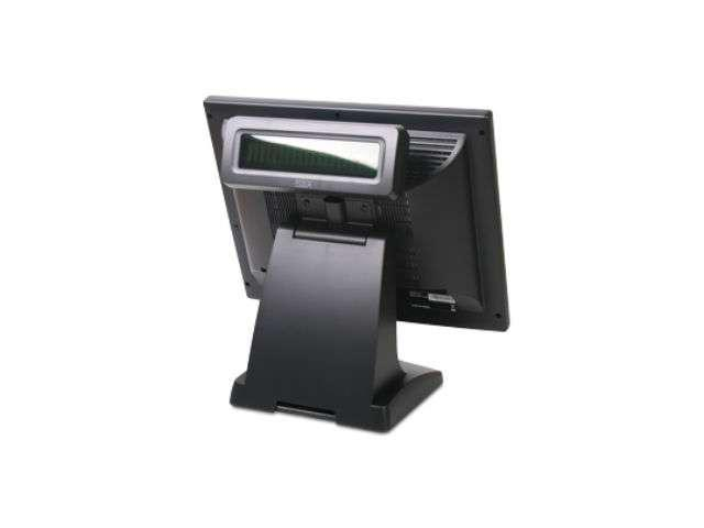 POS-X ION-RD2-VFD Integrated Rear VFD Customer Display for ION TP2 and TM2  - Newegg com