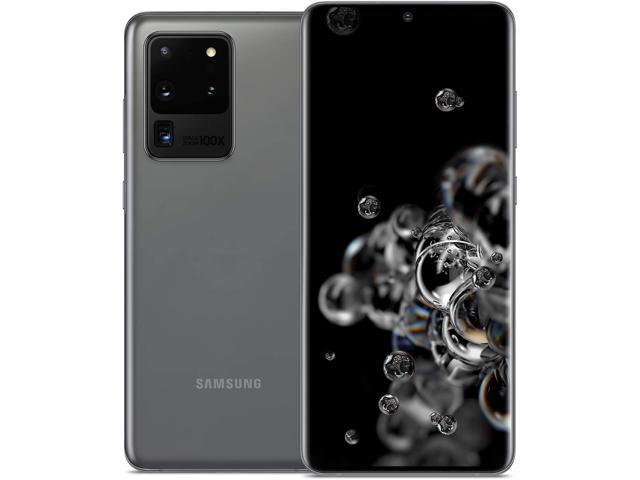 Samsung Galaxy S20 Ultra 5G 128GB Fully Unlocked Phone Cosmic Gray