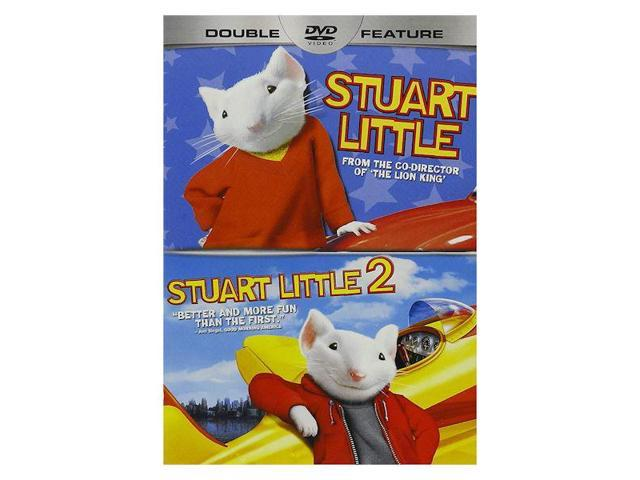Double Feature Stuart Little Stuart Little 2 Dvd Newegg Com