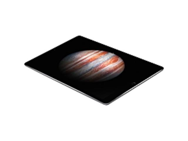 "Apple iPad Pro 32 GB Tablet - 12.9"" - Retina Display - Wireless LAN - Apple A9X - Space Gray - iOS 9 - Slate - 2732 x 2048 Multi-touch Screen 4:3 Display - Bluetooth - Lightning - Sensor Type: ..."
