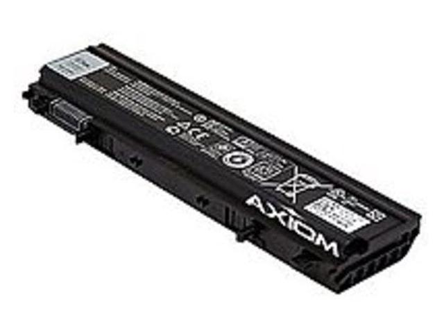Refurbished: Axiom 451-BBIE-AX 6-Cell Li-ion Battery for Dell Latitude  E5440 Laptop - 11 1V - Black - Newegg com