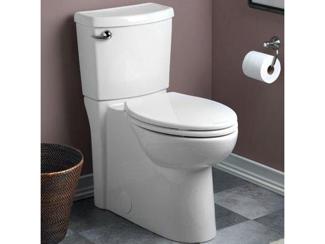 Peachy American Standard 2989 101 020 Cadet 3 Elongated Two Piece Toilet With Concealed Trapway Everclean Surface Po White Inzonedesignstudio Interior Chair Design Inzonedesignstudiocom