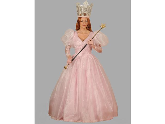 Deluxe Glinda Good Witch of the North Costume- Theatrical Quality  sc 1 st  Newegg.com & Deluxe Glinda Good Witch of the North Costume- Theatrical Quality ...