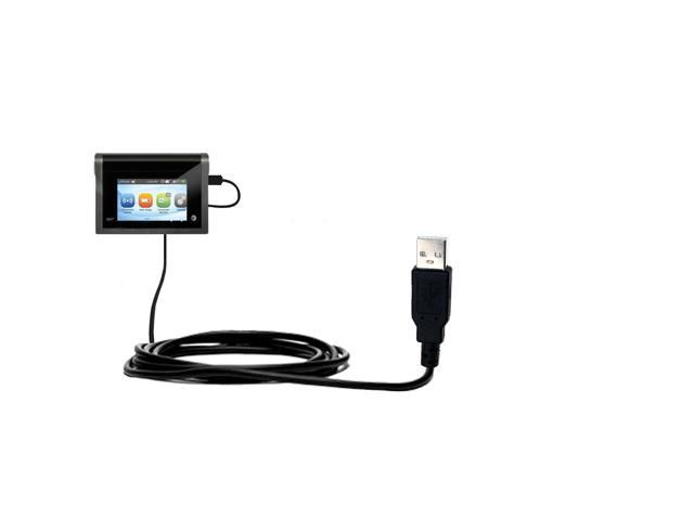 USB Power Port Ready retractable USB charge USB cable wired specifically for the Tascam MP-BT1 and uses TipExchange