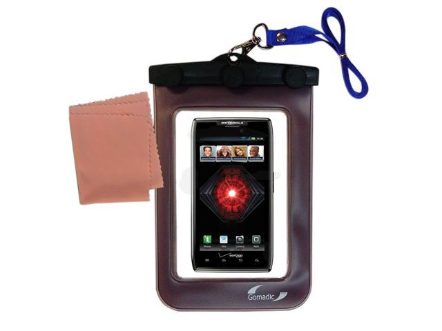 buy online fd053 f1b1b Waterproof Case compatible with the Motorola Droid MAXX - Newegg.com