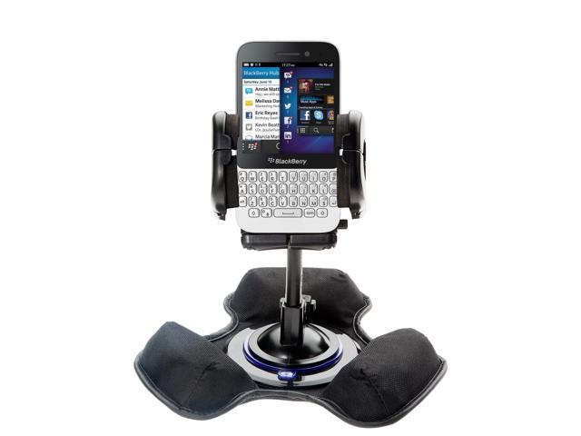 Dash and Windshield Holder compatible with the Blackberry Q5 - Newegg com