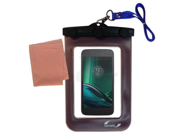 separation shoes ab5bb 435a3 Waterproof Case compatible with the Motorola Moto G4 Play to use underwater  - Newegg.com