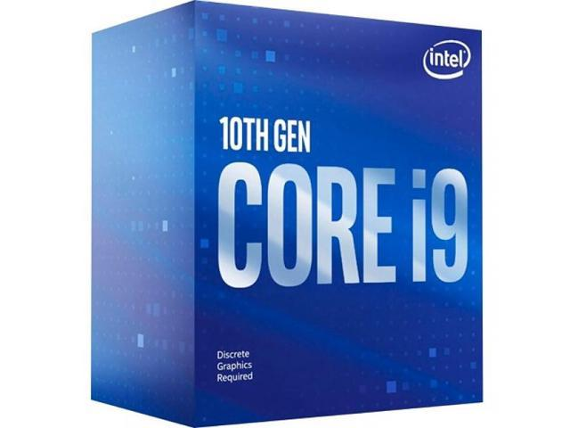 Intel Core i9-10900F 10-Core 2.8 GHz LGA 1200 65W BX8070110900F Comet Lake Desktop Processor