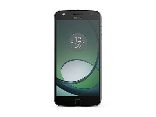 Moto Z Play Unlocked 32 GB Black Unlocked Smartphone - US Warranty -  Newegg com