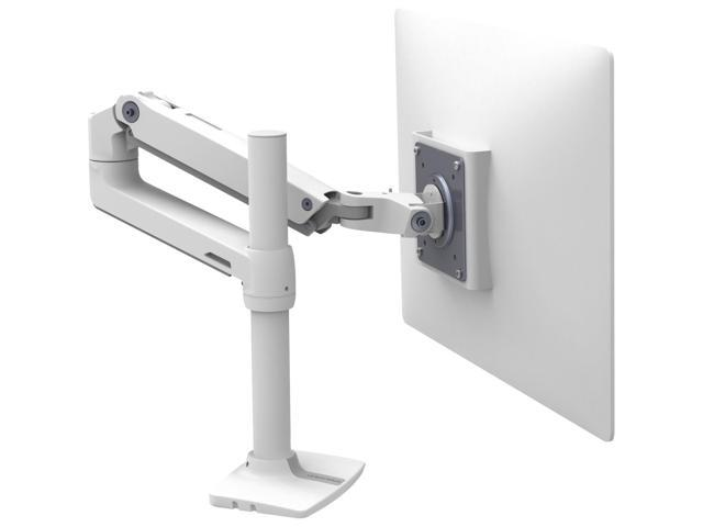 Ergotron 45 537 216 Lx Desk Mount Monitor Arm Tall Pole