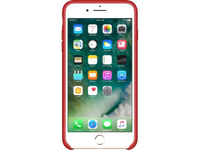 apple iphone 7 red case
