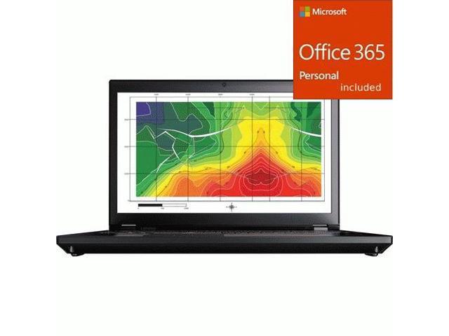 Lenovo ThinkPad P71 20HK003CUS 17 3