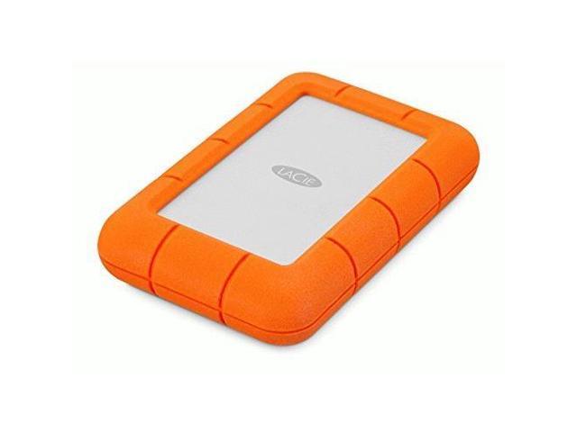 Lacie 5tb Rugged Mini Portable Hard Drive Usb 3 0 Model Stjj5000400 Newegg Com