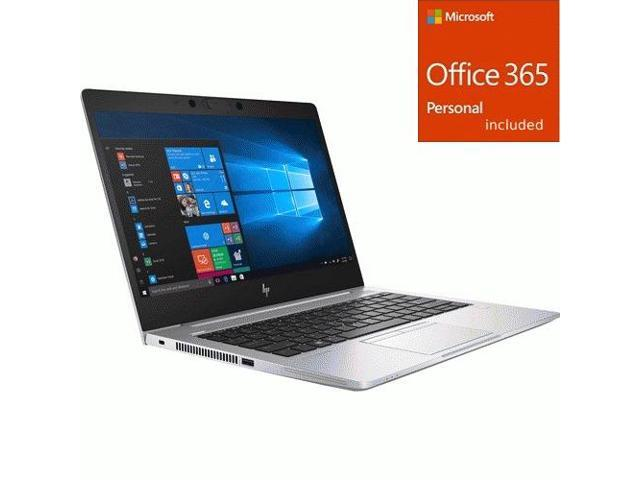 """HP EliteBook 735 G6 13.3"""" Touchscreen Notebook - 1920 x 1080 + Office 365 Bundle"""