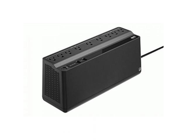 APC BE850G2 850 VA 450 Watts 9 Outlets UPS Back Up Power Supply (Step-up Model of BE850M2)