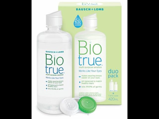 Amazon.com: Customer reviews: Bausch & Lomb Biotrue Multi ...