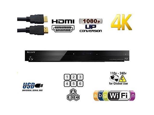 SONY BDP-S7200 Dual Core 2D/3D 2K/4K Multi System Blu Ray Region Free DVD  Player - Newegg com