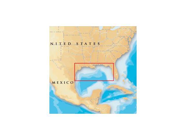 Navionics Platinum Plus Gulf Of Mexico Msd/907P+Navionics Platinum Plus  907Pp - Gulf Of Mexico - Sd Card