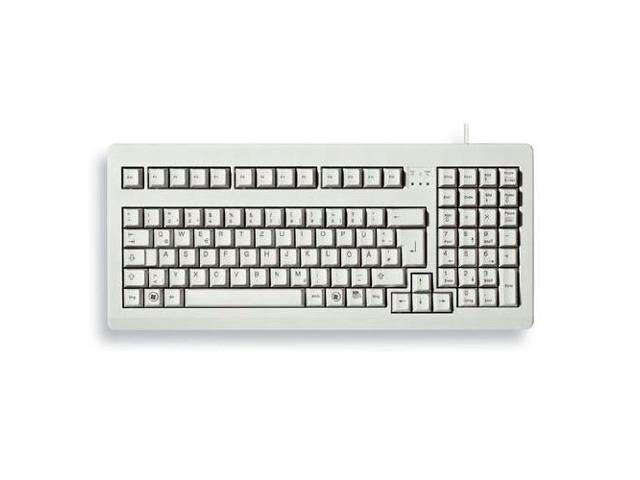 Cherry USB Mouse Light Gray