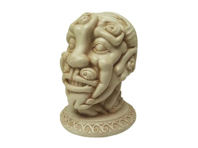 DESIGN TOSCANO PD2528 WHATS ON A MANS MIND STATUE