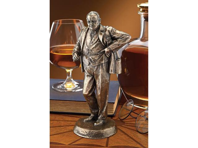 DESIGN TOSCANO WU69095 SIR WINSTON CHURCHILL STATUE