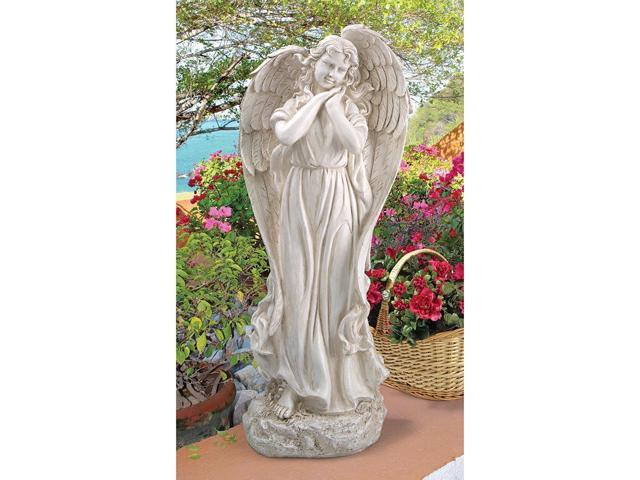 DESIGN TOSCANO AL58133 CONSTANCES CONSCIENCE ANGEL STATUE