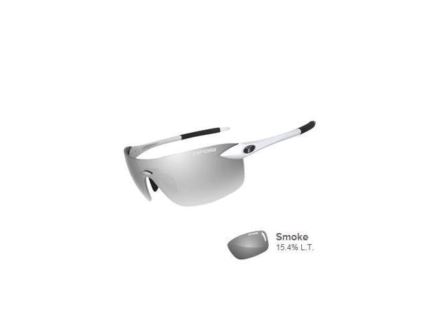 e296aecfd0 TIFOSI OPTICS 1160401180 Tifosi Vogel 2.0 Smoke Lens Sunglasses - Pearl  White