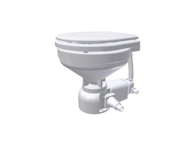 RARITAN 162HR012 Raritan Sea Era Household Size Toilet - Remote/Pump -  Straight and 90 Discharge - Smart Switch - White - Newegg com