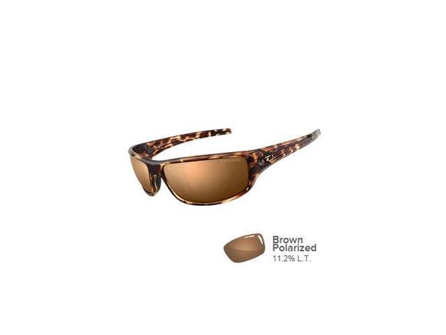 a9cf6501e3d7 TIFOSI OPTICS 1260501050 Tifosi Bronx Brown Polarized Lens Sunglasses -  Tortoise