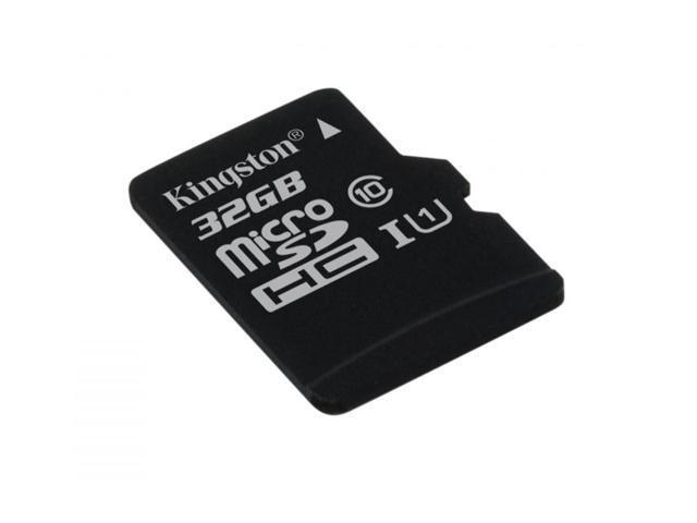 64 GB Sdxc Clase 10 Tarjeta de memoria SD V30 UHS-I U3 90MB//s Kingston Lona Go
