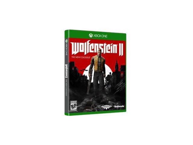 Bethesda Softworks BET#17241 Wolfenstein 2 XB1 - Newegg com