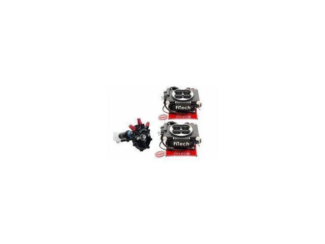 Fitech FIT34062 EFI 2X4 BL KT W/GSUMP - Newegg com