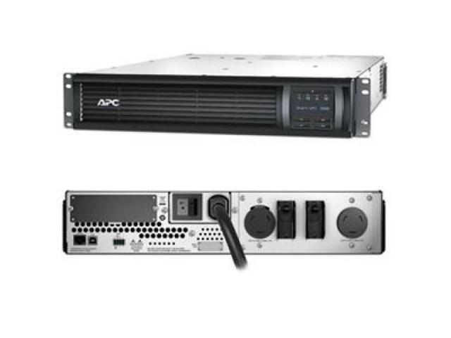Schneider Electric SCH#SMT3000RMT2U Smart-UPS 3000VA Rack-mountable UPS -  Newegg com